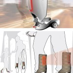 Treadway Motorized Shoes take you where you want to go