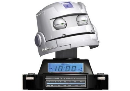 Mr Clock Radio