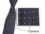 The Necktie Spy Camera
