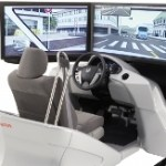 Driving Simulator from Honda