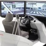 Driving Simulator from Honda