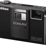 First Projector on a camera: The Nikon Coolpix S1000pj