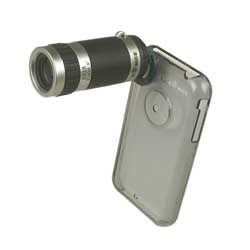 Telescope lens for the iPhone