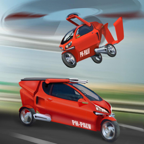 PAL-V: The Super Cool Flying Car!