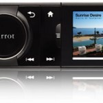 Parrot Asteroid for portable entertainment on the road