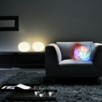 Moonlight Cushion gives LED light show
