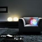 Moonlight Cushion gives LED light show