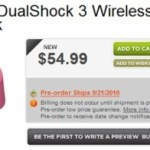 Playstation 3 DualShock 3 Wireless Controller in pretty pink