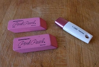 Pink_USB_Eraser_Flash_Drive