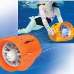 Pool Jet lets you go underwater with little effort