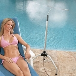 Portable Misting Tower: Cool Down this Summer