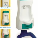 Peter Potty Toddler Urinal actually flushes