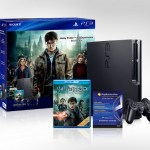 Harry Potter 3D Experience Movie Pack PS3 bundle from Sony