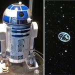 R2-D2 Planetarium shows where the Death Star is