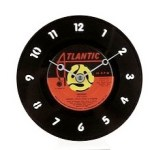 45 RPM Record Clock