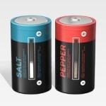 Salt & Power Shakers