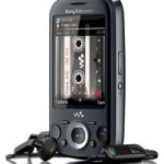 Sony Ericsson Zylo with Walkman cellphone