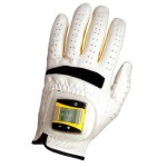 SensoGlove improves your golf game