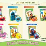 Sesame Street Video USBs are ready for purchase