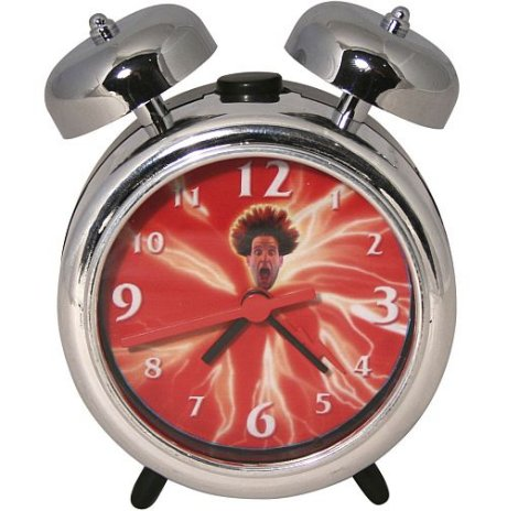Shocking Clock