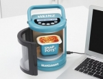 The World's Smallest USB Microwave