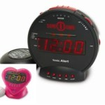 Sonic Boom Alarm Clocks