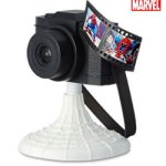 The Marvel Spiderman Webcam