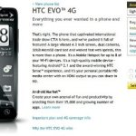Sprint offers HTC EVO 4G Stateside at last