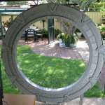 DIY Stargate looks awesome