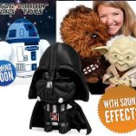 Star Wars cuddlies speak up