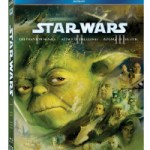 Star Wars: The Complete Saga is now on Blu-ray