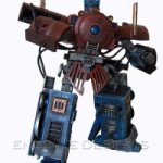 Steampunk Optimus Prime looks to be the bomb