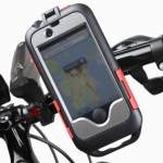 Bicycle mount from Joy Factory plays nice with iPhone 4 and 4S