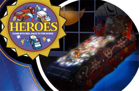 Story Blanket - Heros