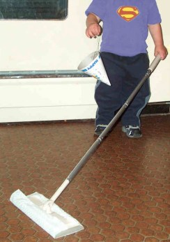 oak ridge cleaner