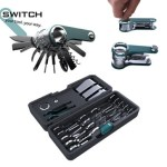 Switch Multi Tool choose between 18 tools