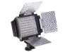 The Rechargeable Cordless 70-LED Video Light for amateur videos