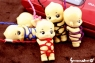 Kewpie Doll cellphone charm