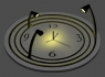 Bulbdial Clock