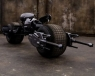 Batman's Batpod rocked The Dark Knight