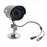 Fool burglars with a realistic security camera with working LEDs