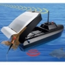 Radio-Controlled Feed Boat