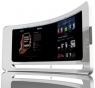 iView Concept Curved Screen Feels Futuristic