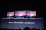 From the WWDC: Apple still sticking to expensive laptops in this economy