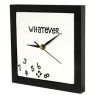 Whatever Wall Clock for the Chronologically Challenged