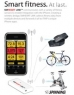 SMHeart Link turns iPhone and iPod into heart rate monitor