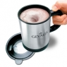 Automatic Stirring Mug: Because We're Out Of Spoons
