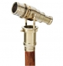 Telescope Walking Stick serves dual purposes