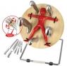 Knife Block for Knife Sadists or Circus Fans