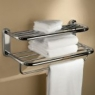 Private Resort Towel Warming Shelf